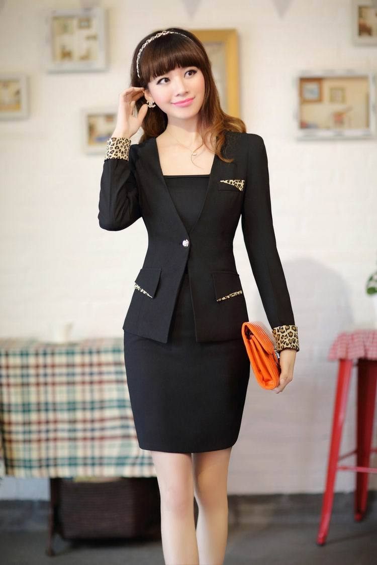 hot to dress for an interview alexandra decuseara tailored suit women career suit skirt set ladies