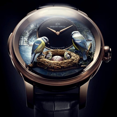 Most-Creative-Watches-You-Should-Own-Bird-Repeater-Watch-3