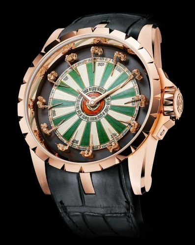 Roger Dubuis Excalibur Table Ronde Watch