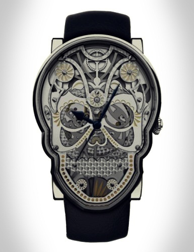 Most-Creative-Watches-You-Should-Own-Skull-Watch-2