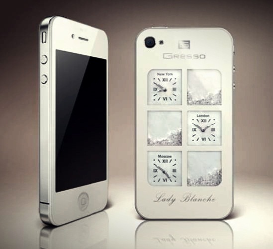 Most-Expensive-Tech-Accessories-for-Women-Top-5-2.Lady-Blanche-iPhone-4-30.000
