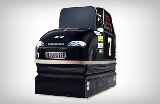Most Expensive Driving Simulators  Top 10 6. Hammer Schlemmer Stock Car Racing Simulator - $60.000