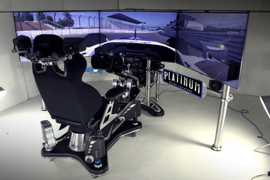 Most Expensive Driving Simulators  Top 10 7. VRX iMotion - $30.000