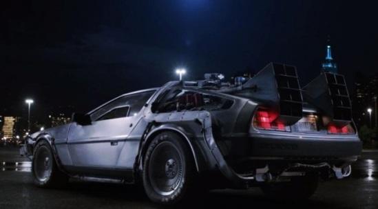 Most Memorable Movie Cars  Top 10 1. 1981-1982 DeLorean DMC-12 (Doc Brown's De Lorean) – Back to the Future