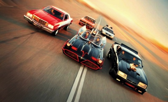 Most Memorable Movie Cars  Top 10